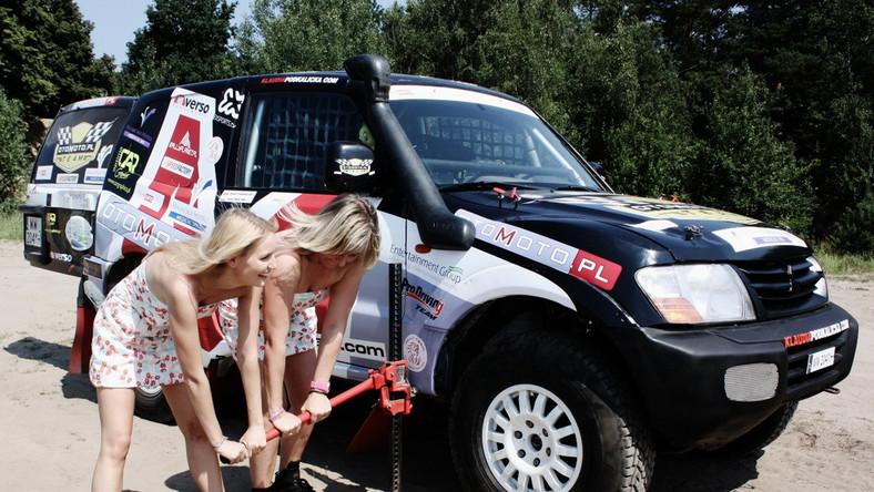 Od września, pilotem Klaudii Podkalickiej będzie Joanna Madej, Mistrz Polski w klasie Super 1600 w 2007 roku i II wicemistrz Polski w Rajdowym Pucharze Peugeota 206 w 2002 roku