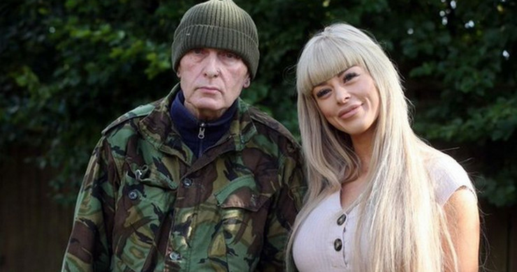 Brajdi Sojer, beskućnik iz Velike Britanije