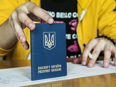 Parlament Europejski opowiedział się za zniesieniem obowiązku wiz dla obywateli Ukrainy