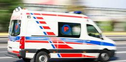 Groźny wypadek na Dolnym Śląsku. 5 osób rannych