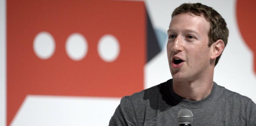 Wielka zmiana w życiu Zuckerberga. Tak zareagował, gdy się o tym dowiedział
