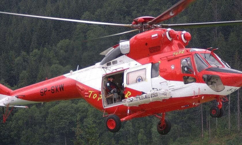Helikopter TOPR