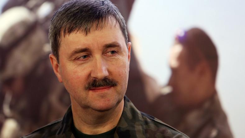 Gen. Janusz Bronowicz