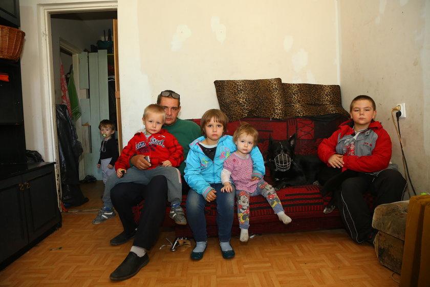 Sąd Rejonowy w Łodzi zdecydował,że Wojciech Kabza będzie mógł opiekować się swoimi dziećmi