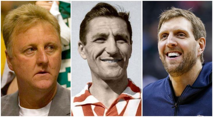 Dirk Novicki, Rajko Mitić i Leri Bird
