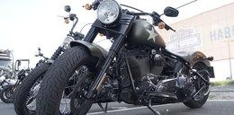 Najnowsze modele od Harley-Davidsona. Zobacz jak jeżdżą