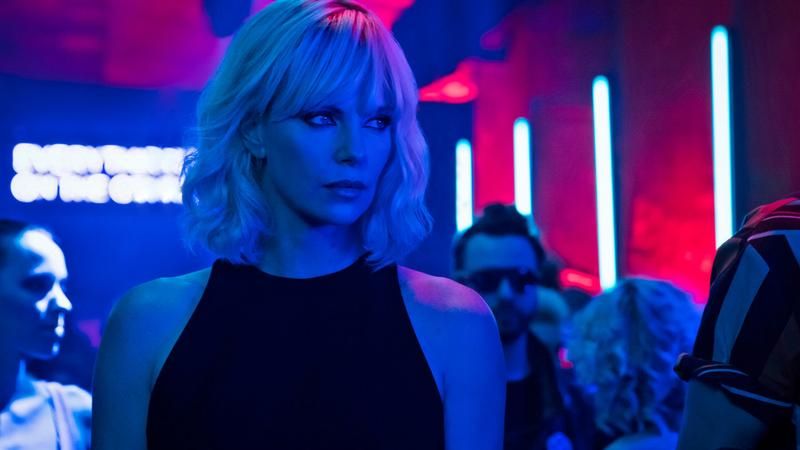 """Atomic Blonde"" - kadr z filmu"
