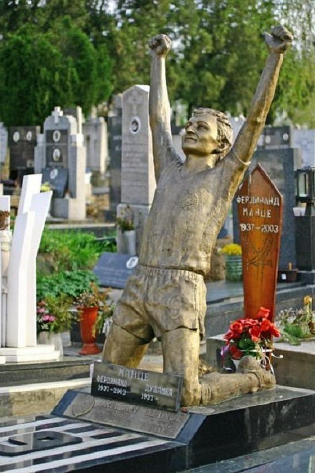 Grob Dragana Mancea