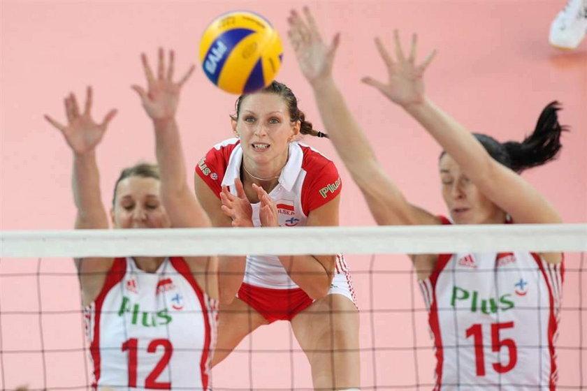 Zaczynają się mistrzostwa świata w siatkówce kobiet