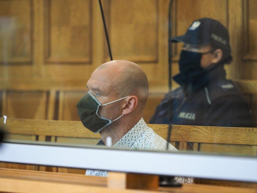 Radosław B. na ławie oskarżonych