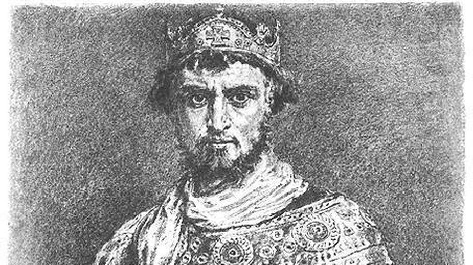 Kazimierz I Odnowiciel - Jan Matejko - domena publiczna