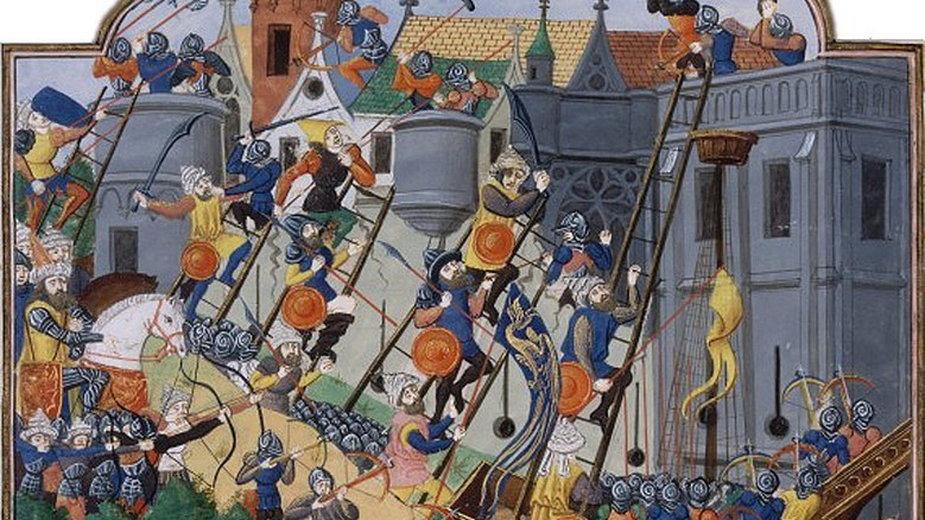 Ile trwały najdłuższe oblężenia w historii? - domena publiczna