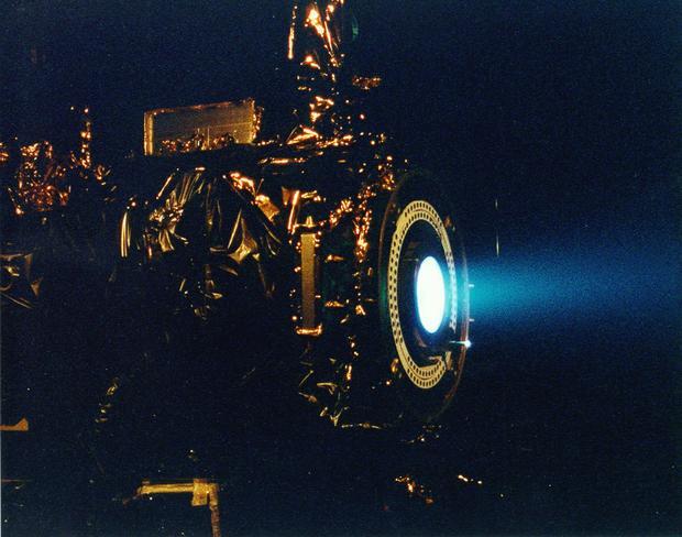 Silnik jonowy NASA