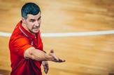 Vlada Jovanović, Juniorska košarkaška reprezentacija Srbije