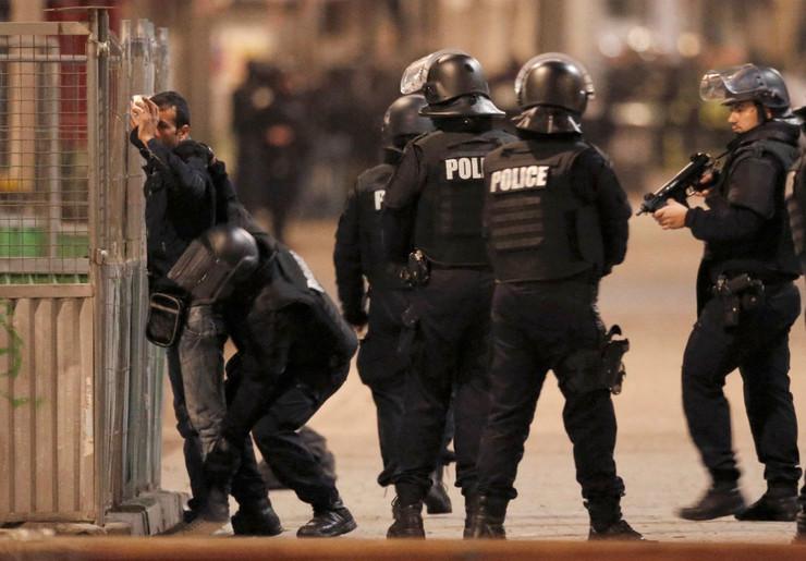 Policija je posle napada sprovela niz racija u Belgiji i Francuskoj