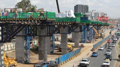 KENHA extends closure of a section of Uhuru Highway for 20 days