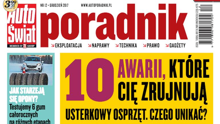 Auto Świat Poradnik 12/2017