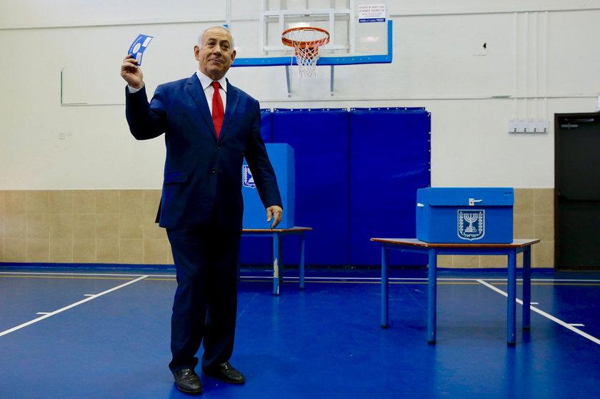 Wybory w Izraelu. Benjamin Netanjahu przegrywa?