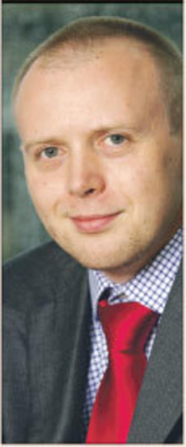 Sergiusz Kielian, radca prawny w kancelarii Gide Loyrette Nouel