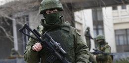 Stolicę Krymu opanowało wojsko. Legitymują ludzi!