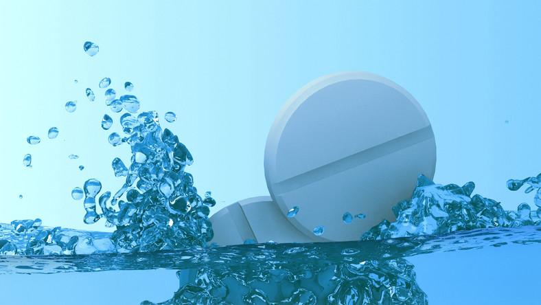 Przyjmowanie aspiryny może wpędzić zdrowego w chorobę
