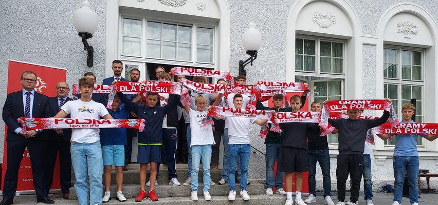 Polowanie na młode talenty. Działacze PZPN spotkali się w Bawarii ze zdolnymi piłkarzami