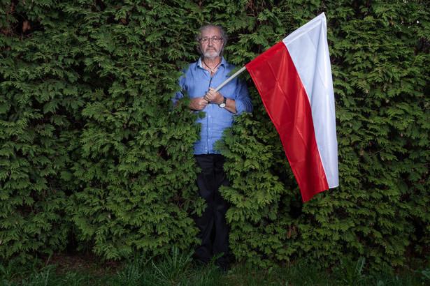Krzysztof Daukszewicz Fot. Maksymilian Rigamonti