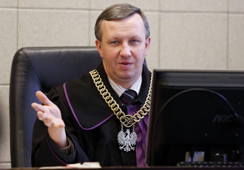 Sędzia Wiesław Kosowski