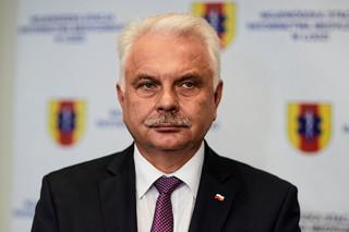 Kraska: W Polsce mamy obecnie 106 przypadków mutacji Delta i 12 przypadków Delta Plus