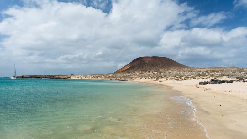 La Graciosa, Lanzarote, Wyspy Kanaryjskie