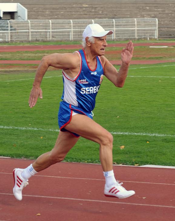 U sprintu