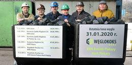 Koniec wydobycia w kopalni Piekary
