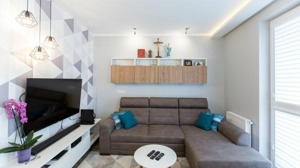 Pięknie urządzone 65-metrowe mieszkanie w Kielcach - idealne dla rodziny