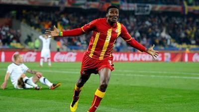 Never compare current Ghana strikers to Asamoah Gyan – Christian Atsu