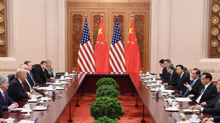 Amerika i Kina: trgovinski odnosi