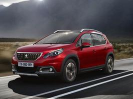 Peugeot 2008 - crossover po liftingu