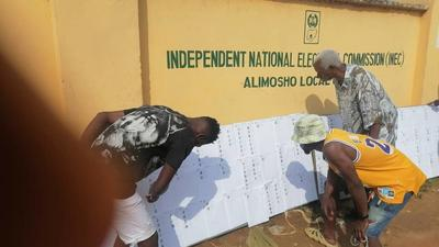 INEC tasks electorate on identifying under-aged, dead, foreigners in voters' register