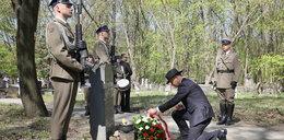 Obchody rocznicy powstania w getcie. Andrzej Duda uczcił pamięć ofiar