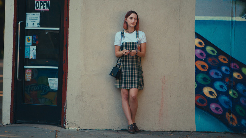 "Kadr z filmu ""Lady Bird"""
