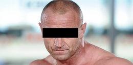 Znany zawodnik MMA Mariusz P. stanie przed sądem
