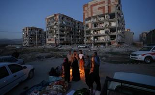 Iran: Już 164 zabitych, ponad 1680 rannych w trzęsieniu ziemi