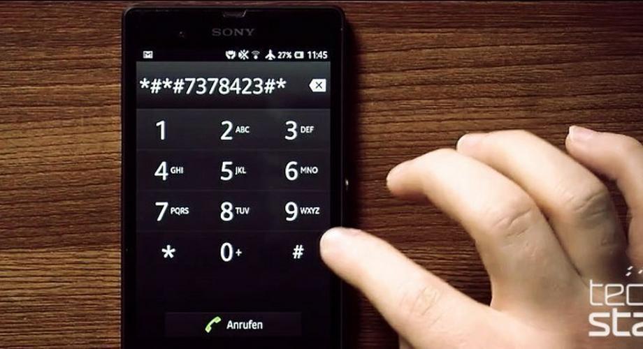 Sony Xperia Z, T & Co.: Lockscreen dank Bug einfach umgehen