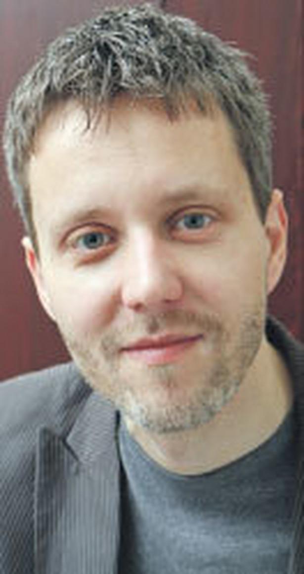 Maciej Buczkowski, zastępca dyrektora kancelarii prezydenta miasta Gdańska, kierownik referatu spraw zagranicznych