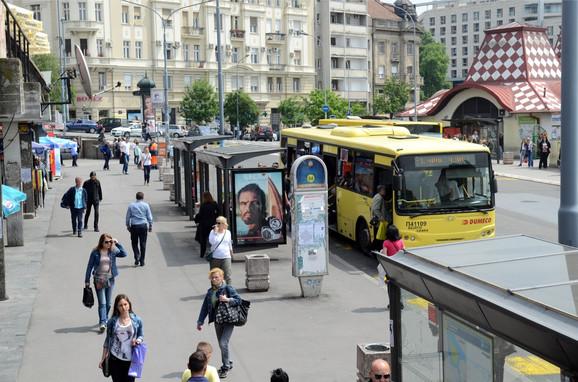 Borba za poboljšanje gradskog prevoza