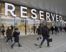 Marka Reserved jest jedną z najbardziej rozpoznawalnych z grupy LPP