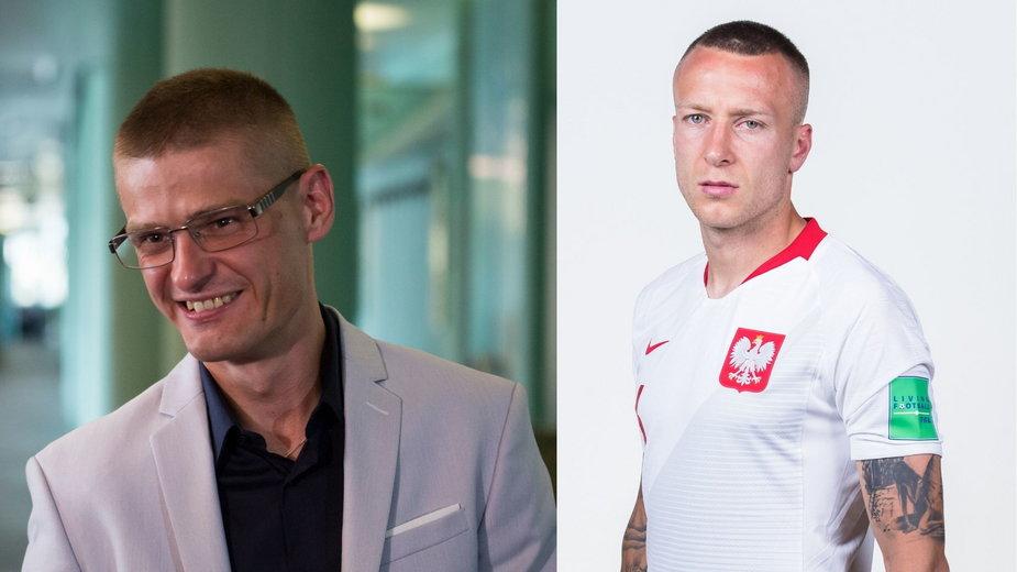 Tomasz Komenda, Jacek Góralski