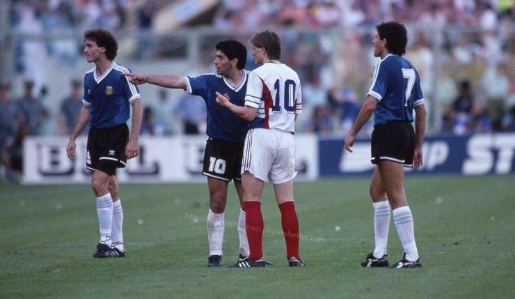Maradona i Piksi