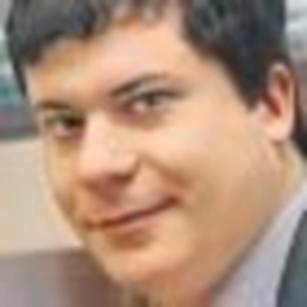 Piotr Dynowski, senior associate, szef departamentu prawa własności intelektualnej w kancelarii Bird & Bird Fot. Wojciech Górski