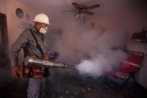 Ameryka Południowa walczy z wirusem Zika