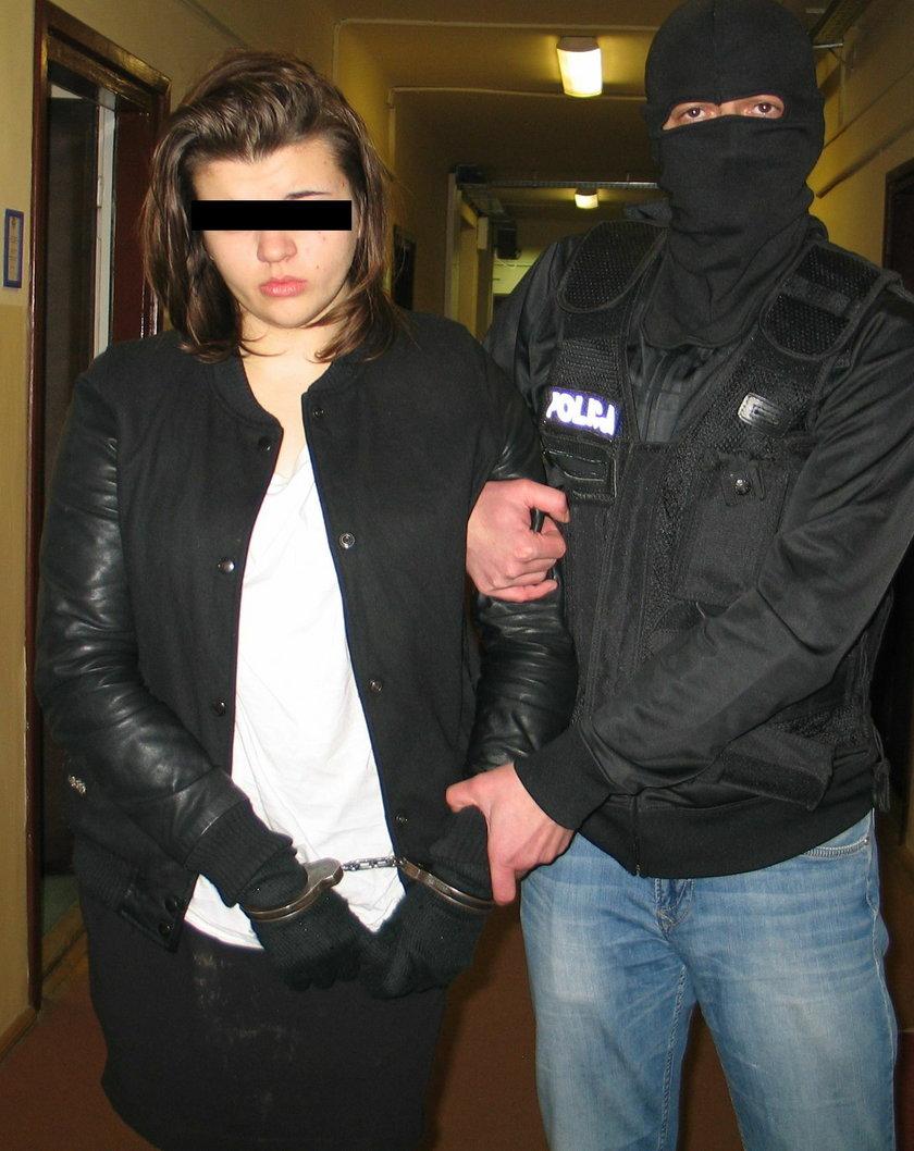 Przyznała się do zbrodni
